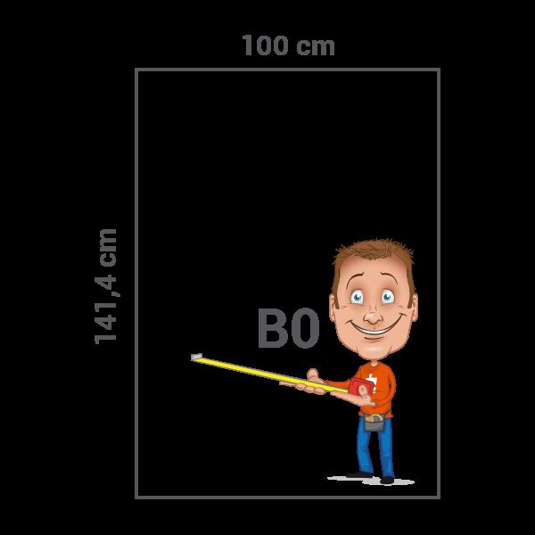 Poster B0 formaat