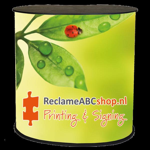 Beursbalie van Reclame ABC