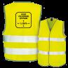 Veiligheidshesjes online bestellen | Veiligheidhesjes 1,5 meter afstand kopen | Reclame ABC