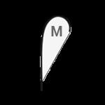 Medium (107 x 201,2 cm) - +€30,00
